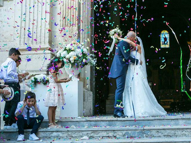 Il matrimonio di Giuseppe e Imma a Lecce, Lecce 51
