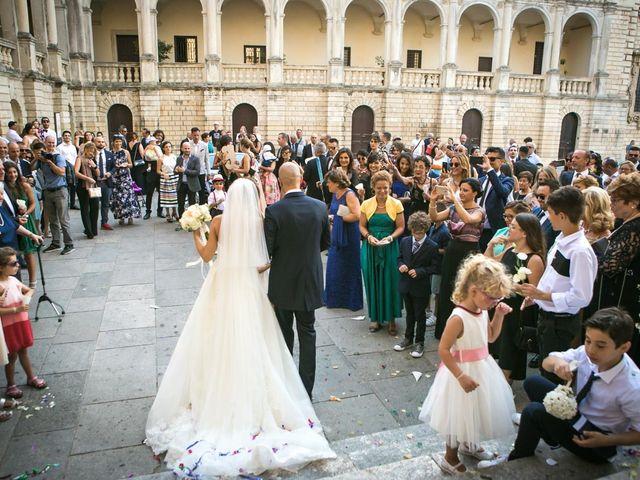 Il matrimonio di Giuseppe e Imma a Lecce, Lecce 53