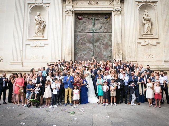 Il matrimonio di Giuseppe e Imma a Lecce, Lecce 54