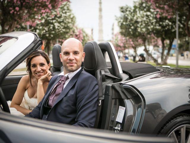 Il matrimonio di Giuseppe e Imma a Lecce, Lecce 57