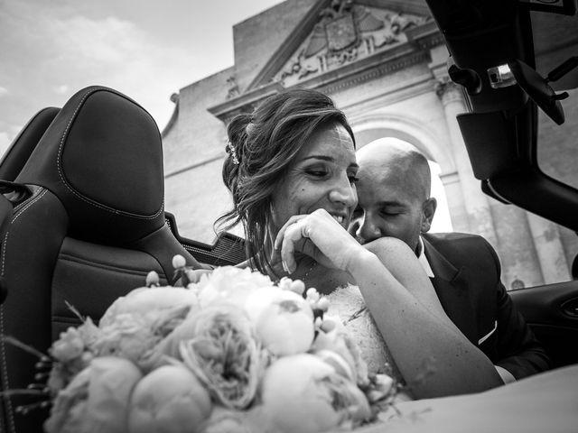 Il matrimonio di Giuseppe e Imma a Lecce, Lecce 58