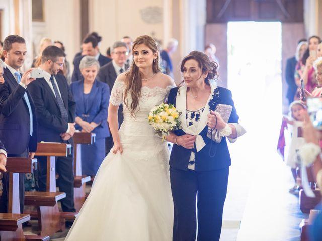 Il matrimonio di Alessandro e Angela a Sorrento, Napoli 20