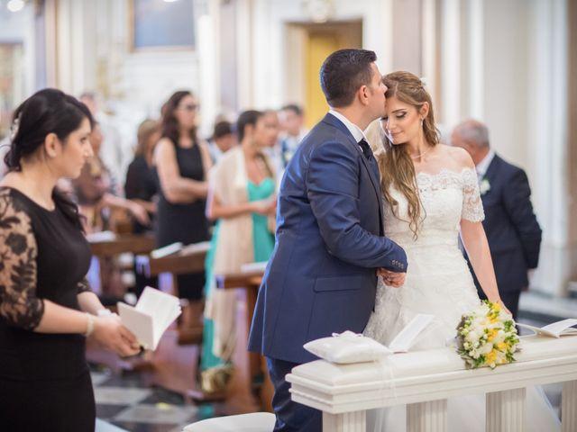 Il matrimonio di Alessandro e Angela a Sorrento, Napoli 23