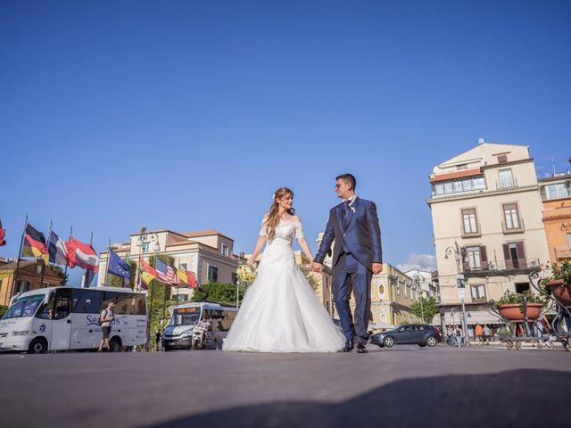Il matrimonio di Alessandro e Angela a Sorrento, Napoli 26