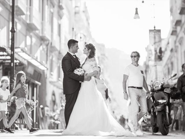 Il matrimonio di Alessandro e Angela a Sorrento, Napoli 28
