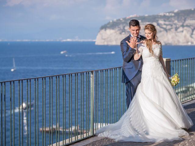 Il matrimonio di Alessandro e Angela a Sorrento, Napoli 29