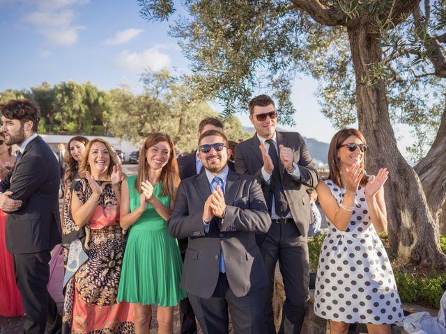 Il matrimonio di Alessandro e Angela a Sorrento, Napoli 33