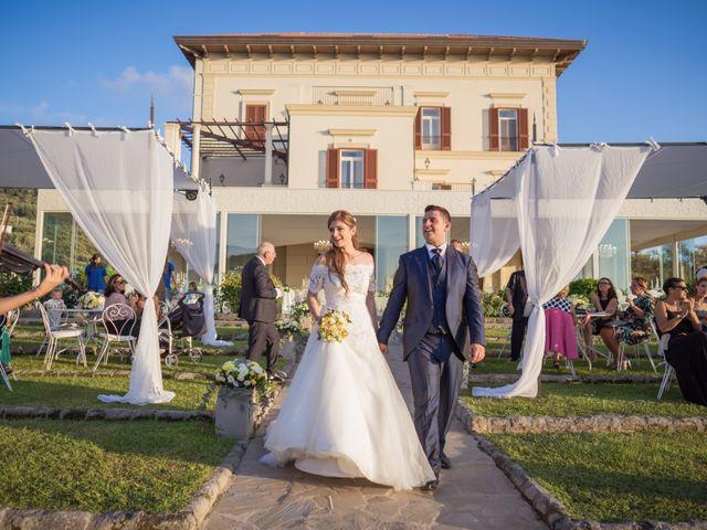 Il matrimonio di Alessandro e Angela a Sorrento, Napoli 34