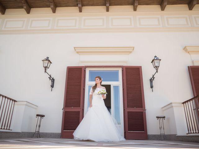 Il matrimonio di Alessandro e Angela a Sorrento, Napoli 45