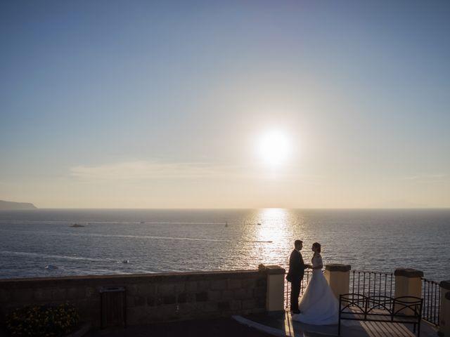 Il matrimonio di Alessandro e Angela a Sorrento, Napoli 47