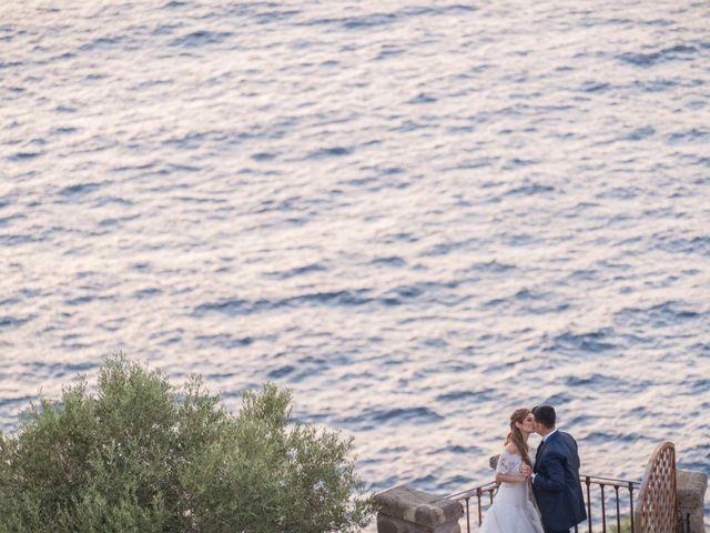 Il matrimonio di Alessandro e Angela a Sorrento, Napoli 49