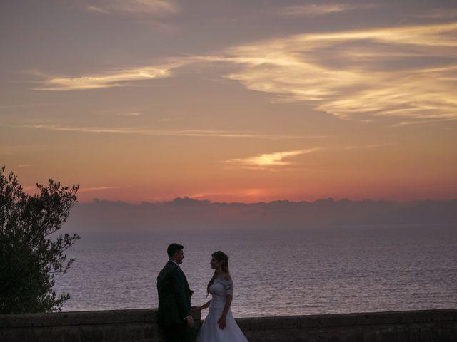 Il matrimonio di Alessandro e Angela a Sorrento, Napoli 50