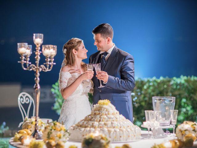 Il matrimonio di Alessandro e Angela a Sorrento, Napoli 53