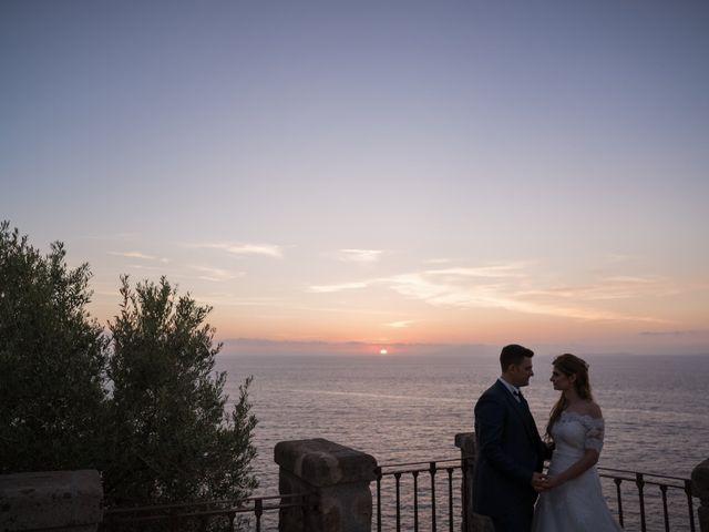 Il matrimonio di Alessandro e Angela a Sorrento, Napoli 54