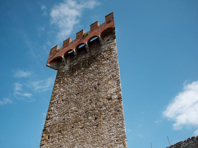 Il matrimonio di Nicolò e Cristina a Passignano sul Trasimeno, Perugia 22