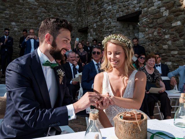 Il matrimonio di Nicolò e Cristina a Passignano sul Trasimeno, Perugia 28