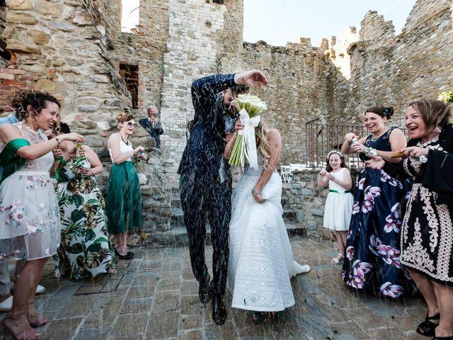 Il matrimonio di Nicolò e Cristina a Passignano sul Trasimeno, Perugia 30