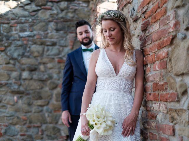 Il matrimonio di Nicolò e Cristina a Passignano sul Trasimeno, Perugia 33