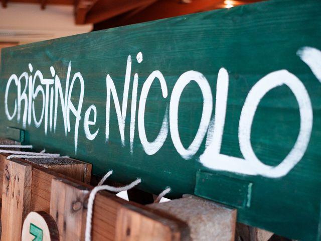Il matrimonio di Nicolò e Cristina a Passignano sul Trasimeno, Perugia 43