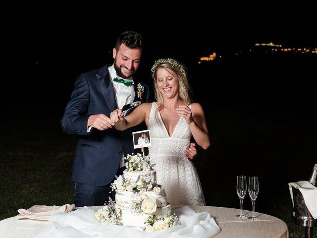 Il matrimonio di Nicolò e Cristina a Passignano sul Trasimeno, Perugia 46