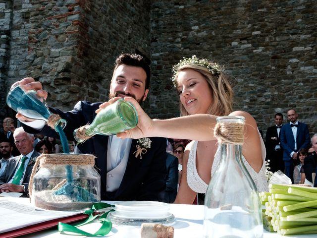 Il matrimonio di Nicolò e Cristina a Passignano sul Trasimeno, Perugia 27