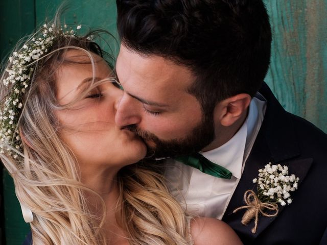 Il matrimonio di Nicolò e Cristina a Passignano sul Trasimeno, Perugia 1