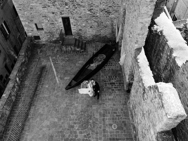 Il matrimonio di Nicolò e Cristina a Passignano sul Trasimeno, Perugia 35