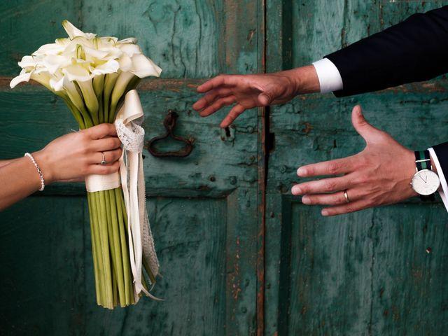 Il matrimonio di Nicolò e Cristina a Passignano sul Trasimeno, Perugia 36