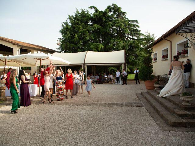 Il matrimonio di Giulio e Francesca a Roma, Roma 19