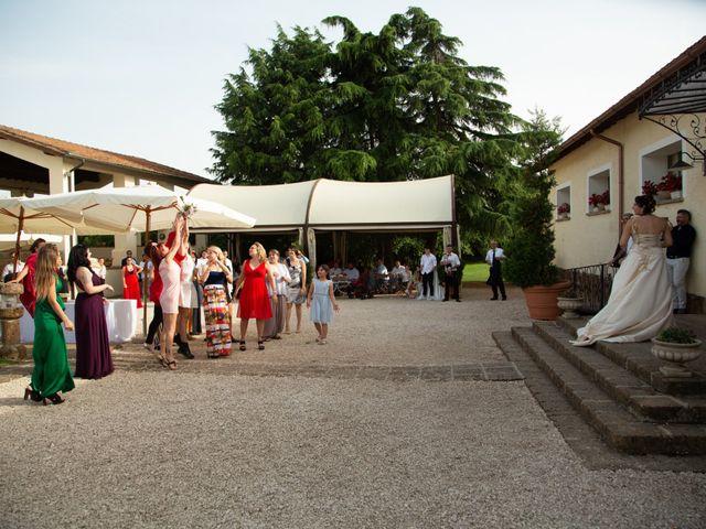 Il matrimonio di Giulio e Francesca a Roma, Roma 20
