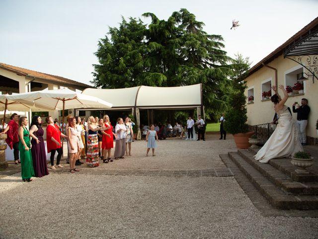 Il matrimonio di Giulio e Francesca a Roma, Roma 21
