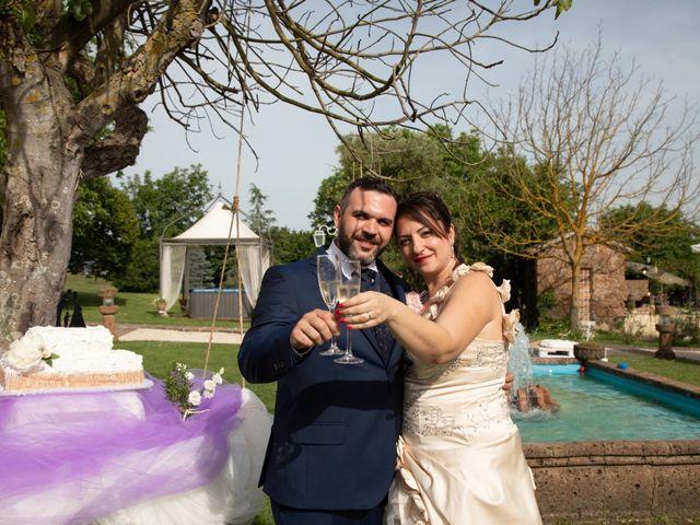 Il matrimonio di Giulio e Francesca a Roma, Roma 23