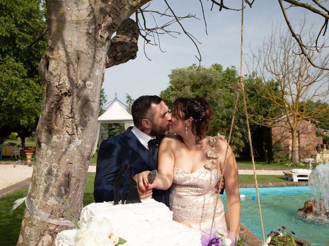 Il matrimonio di Giulio e Francesca a Roma, Roma 24
