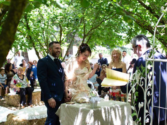 Il matrimonio di Giulio e Francesca a Roma, Roma 35