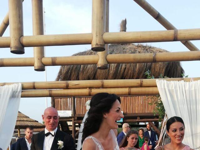Il matrimonio di Cristiano  e Francesca  a Fiumicino, Roma 7