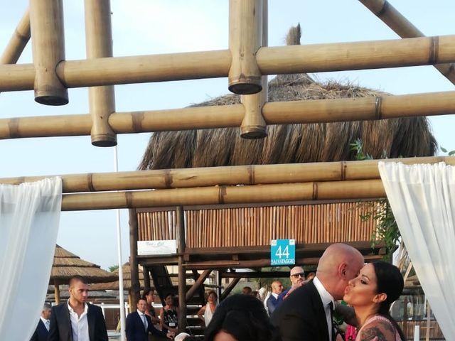 Il matrimonio di Cristiano  e Francesca  a Fiumicino, Roma 8