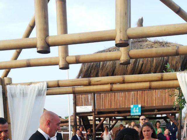 Il matrimonio di Cristiano  e Francesca  a Fiumicino, Roma 9