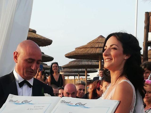 Il matrimonio di Cristiano  e Francesca  a Fiumicino, Roma 10