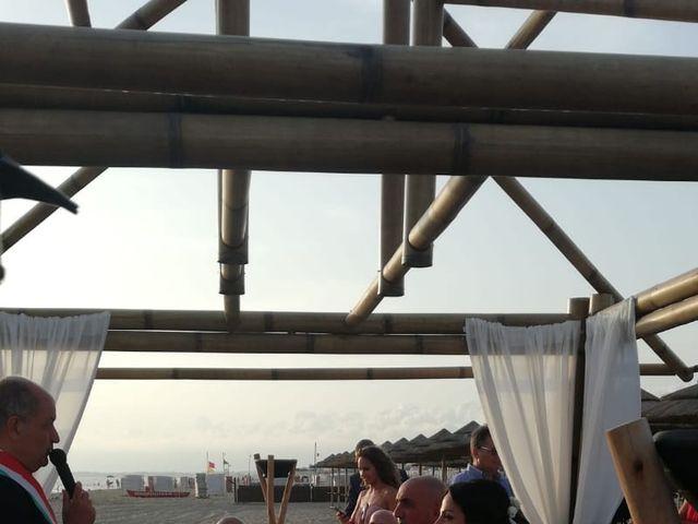 Il matrimonio di Cristiano  e Francesca  a Fiumicino, Roma 11