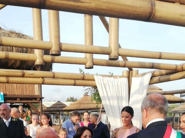 Il matrimonio di Cristiano  e Francesca  a Fiumicino, Roma 12