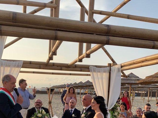 Il matrimonio di Cristiano  e Francesca  a Fiumicino, Roma 13