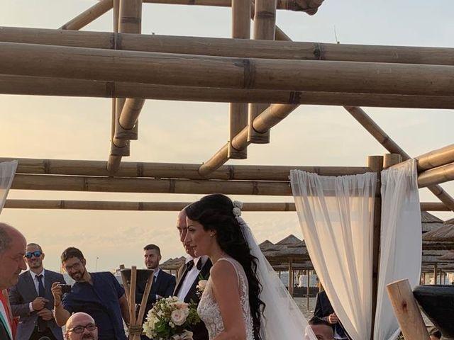 Il matrimonio di Cristiano  e Francesca  a Fiumicino, Roma 14