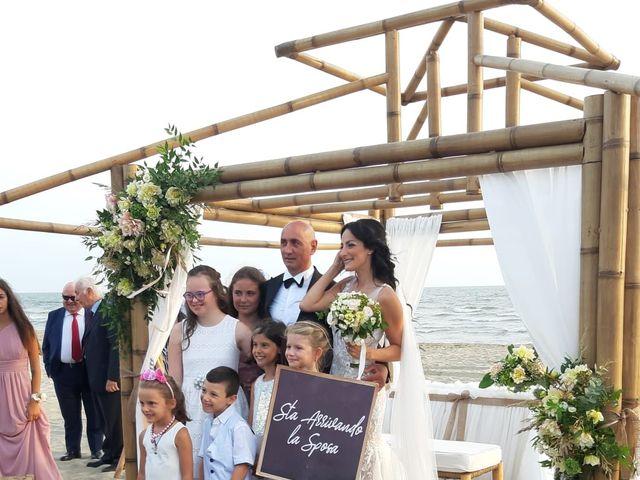 Il matrimonio di Cristiano  e Francesca  a Fiumicino, Roma 17