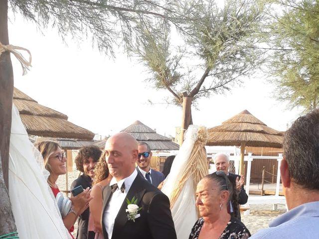 Il matrimonio di Cristiano  e Francesca  a Fiumicino, Roma 20