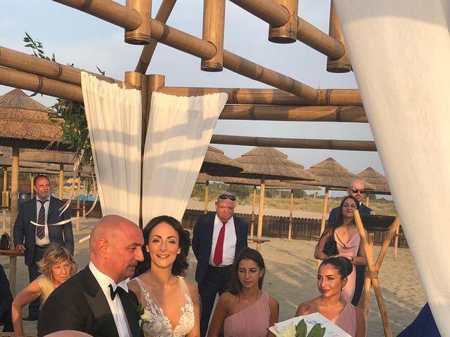 Il matrimonio di Cristiano  e Francesca  a Fiumicino, Roma 22