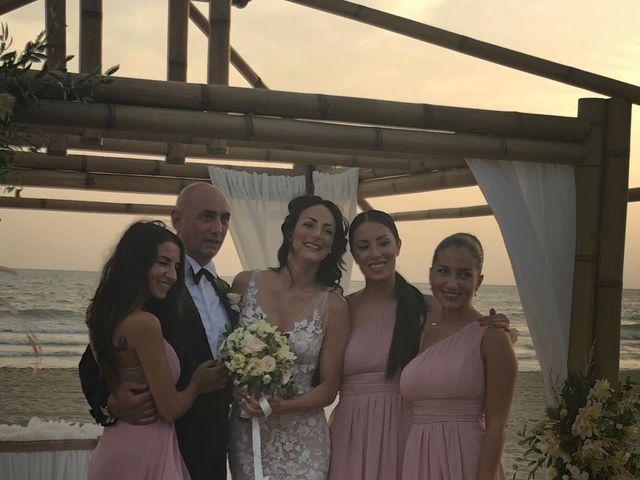 Il matrimonio di Cristiano  e Francesca  a Fiumicino, Roma 26