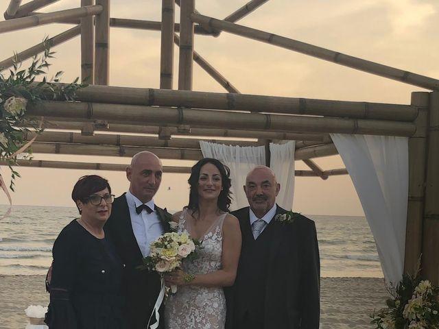 Il matrimonio di Cristiano  e Francesca  a Fiumicino, Roma 27