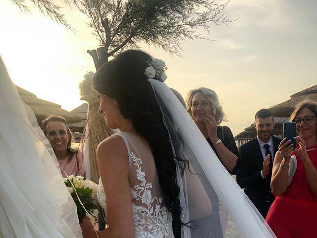 Il matrimonio di Cristiano  e Francesca  a Fiumicino, Roma 29