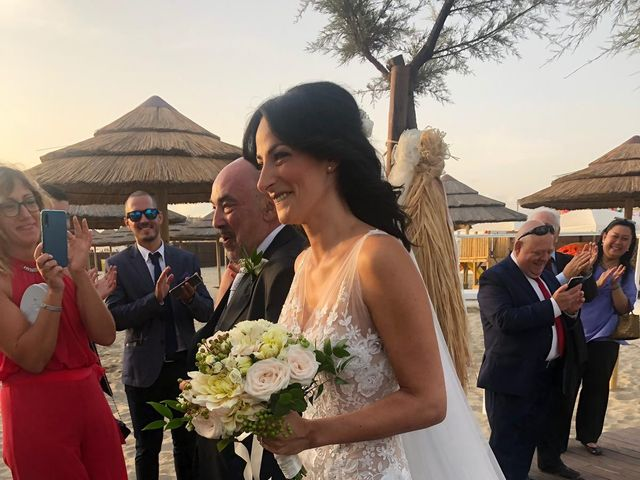 Il matrimonio di Cristiano  e Francesca  a Fiumicino, Roma 30