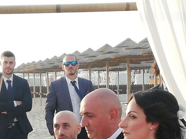 Il matrimonio di Cristiano  e Francesca  a Fiumicino, Roma 31